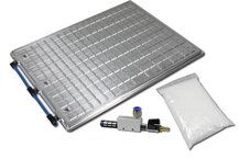 Vacuum table kit with VT4030R, VT-VE 1.5, 0,5 KG CFB